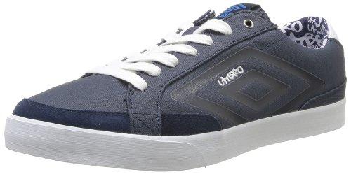 Umbro Terrace Low Canvas 5400267 - Zapatillas de tela para hombre, color azul, talla 40 Azul