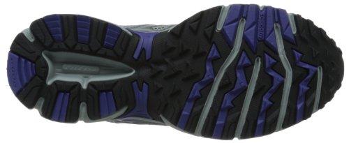 Chaussure De Trail Running Trail Tr7 Pour Femme Saucony Gris / Argent / Violet