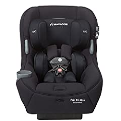 Supreme Comfort and Convenience The Praia 85 Max lets you and your baby enjoy the ride on every adventure. It fits children from 5-85 pounds, and its innovative designs make it easy to get your child in and out of the seat. The Clique magneti...