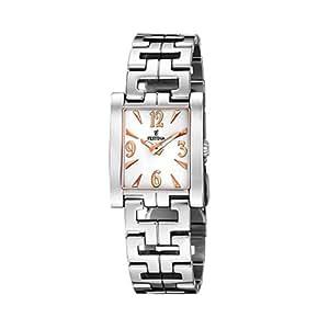 FESTINA F16364/3 - Reloj de mujer de cuarzo, correa de acero inoxidable