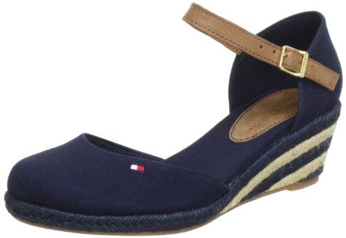 Elsa Blue Blau Tommy Women's 403 6 Hilfiger Sandals midnight SxXvBx