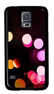 Samsung Galaxy S5 Case,Samsung Galaxy S5 Cases - Fantastic colors Custom Design Samsung Galaxy S5 Case Cover - Polycarbonate¨CBlack