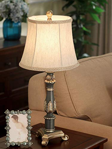 PLLP Home Living Room Bedroom Bedside Decoration Table Lamp-Table Lamp Tabletop Light Electric Stand Interior Lighting Decoration Light Gift Eyes Friendly Energy Saving Japanese-Style Western Tv Room ()