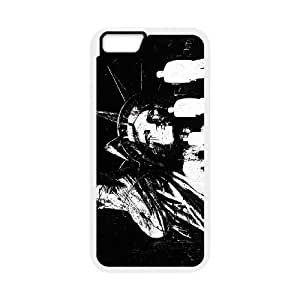 iPhone 6 Plus 5.5 Inch Protective Phone Case Statue of Liberty ONE1231255