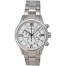 Montegrappa Fortuna Chronograph Men's Stainless Watch IDFOWCIJ Swiss Made