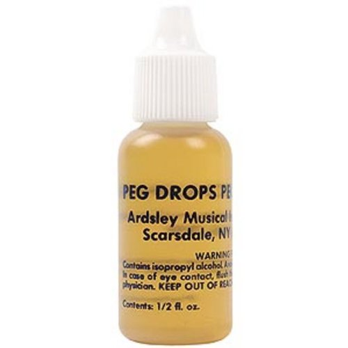 The Original Peg Drops by Ardsley - 1/2 Oz.
