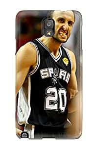 Best san antonio spurs basketball nba NBA Sports & Colleges colorful Note 3 cases