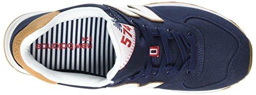 New Pack Blu Yatch Uomo Navy Ml574v2 Balance Sneaker paqpSr