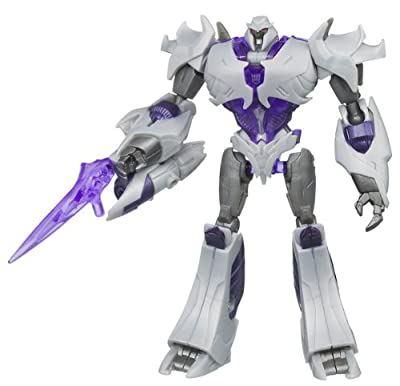 Transformers Prime Robots in Disguise Cyberverse Commander Class Action Figure Megatron