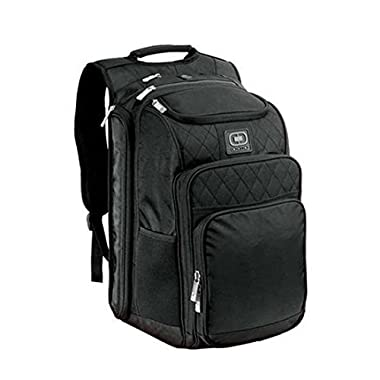 Bagiva Carry-All Ogio Design Backpack Most Durable Handy Travel Backpack School Casual Bags Hiking Camping Cycling Pack(Black,One Size)