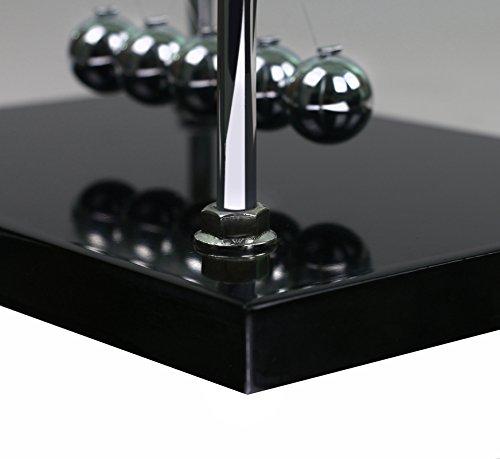 bojin clásico Newton colgante Péndulo de Newton Balance Ball Bola parte escritorio decoración y juguetes - übergröße.: Amazon.es: Juguetes y juegos