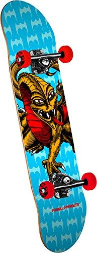 (Powell-Peralta Cab Dragon One Off Mini PREBOOK! Skateboard, Multicolor, 13