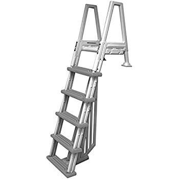 Amazon Com Easy Incline Above Ground Pool Ladder