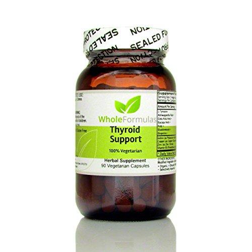 Toute les formules thyroïde soutien, ct 90