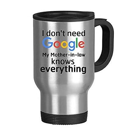 yoshop suegra Regalos I Don t Need Google mi suegra sabe ...
