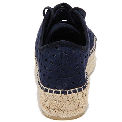 Blu 2504N donna blu scarpa shoes PALOMITAS woman xrYwrSq5