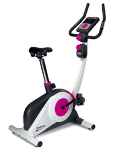 Reebok - Bicicleta estática, hombre, rosa: Amazon.es: Deportes y ...