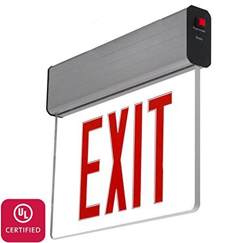 Led Exit Light Kit in Florida - 8
