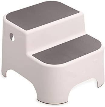 Taburete de escalada for jardín de infantes de doble altura, inodoro higiénico de 2 pasos for ir al baño/lavado de manos, baño/inodoro/cocina y otras escaleras (Color : B): Amazon.es: Bricolaje y herramientas