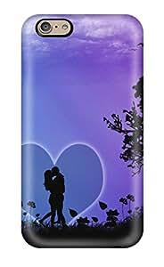 Best New Tpu Hard Case Premium Iphone 6 Skin Case Cover(real Love)