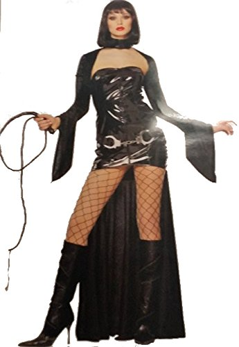 [Dominatrix Ladies Costume] (Dominatrix Halloween Costumes)