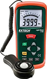 Extech LT300-NIST Light Meter with NIST