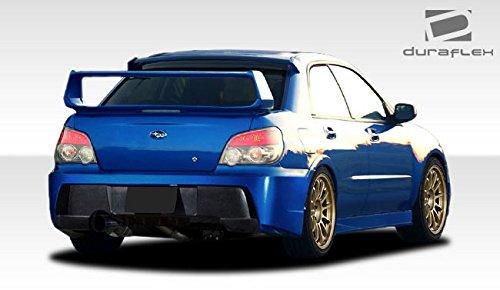 Duraflex Replacement for 2002-2007 Subaru Impreza WRX STI Z-Speed Side Skirts Rocker Panels 2 Piece