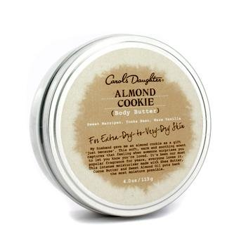 Carol's Daughter Almond Cookie Body Butter (For Extra Dry to Very Dry Skin) - 113g/4oz (Carols Daughter Cosmetics)
