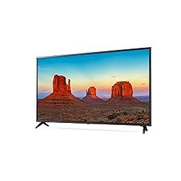 LG 50UK6300BUB 50-Inch 50″ 4K HDR Smart LED 2160P Ultra HD UHD TV TruMotion 120 w/AI ThinQ