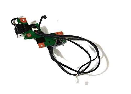 Genuine IBM Lenovo ThinkPad W500 Laptop Ethernet Phone Modem Port Board W/Cable 42W7852 ()