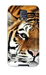 CaseyKBrown CSrBzjL8910Mdhkk Protective Case For Galaxy S5(tiger Hd 1080p)