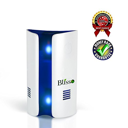 Ultrasonic Electromagnetic Pest Repellent Pest Control 2018 Version  Plug In Indoor And Outdoor Repeller  Get Rid Of Mosquito  Ant  Flea  Rats  Roaches  Cockroaches  Fruit Fly  Rodent  Insect