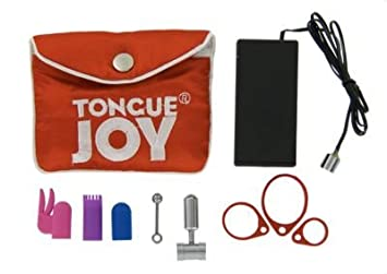 Turbo tongue joy vibrator