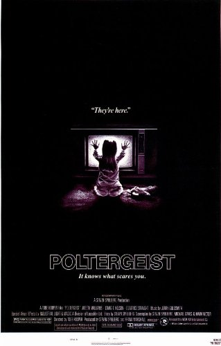 (Poltergeist 11x17 Movie Poster (1982))