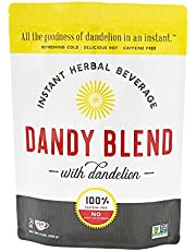 Dandy Blend Instant Herbal Beverage with Dandelion, 2lb / 908g (Packaging may vary)