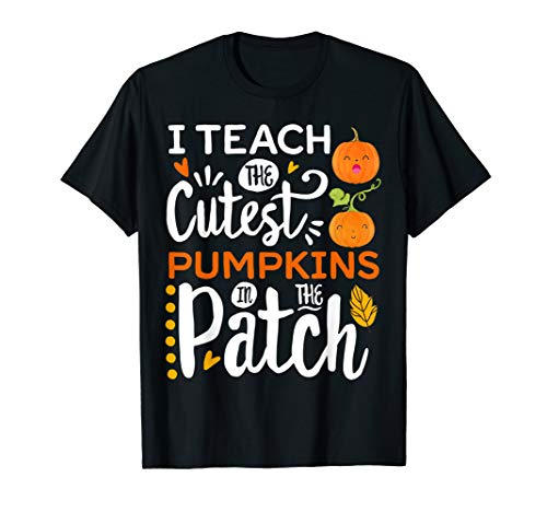 Halloween In The 60s (I Teach The Cutest Pumpkins In The Patch Halloween Teacher)