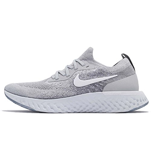 Grey Grey Grey Gar Grey Multicolore On wolf React Epic 002 002 002 Nike Tition gs De Platinum Running Flyknit white pure Chaussures cool Comp OfaqwPSz
