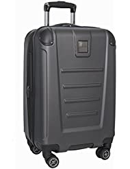 Kenneth Cole Reaction Get Away 20 Wide Body Carry On Luggage Spinner