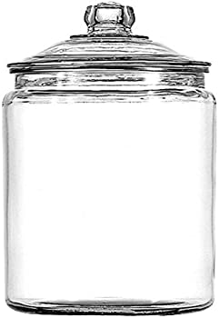 2-Pk. Anchor Hocking 1-Gallon Heritage Hill Jar