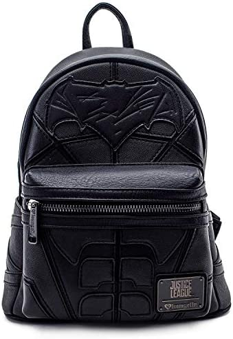 Loungefly Batman Saffiano Faux Leather Mini Backpack Standard