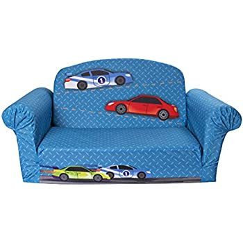 Amazon.com: Keet Roundy - Sofá infantil (microfibra): Baby