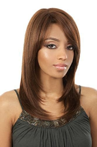 Tress Synthetic Wig - Motown Tress Synthetic Wig - Susie-1B