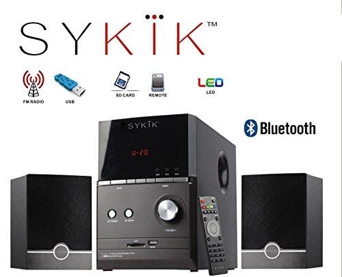 Sykik Sound SPME51 , powerful Bluetooth sound system, with 5