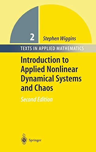 Static System - Introduction to Applied Nonlinear Dynamical Systems and Chaos (Texts in Applied Mathematics)