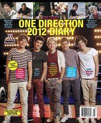 Life Story Magazine ONE DIRECTION 2012 DIARY Collector's Edition [Sinle Issue]