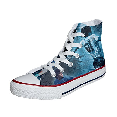 Converse Chaussures Hi Adulte Mixte Coutume Star Soccer All World produit Artisanal rtgxAr