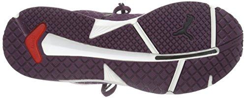 Puma IGNITE XT Graphic Wn's - zapatillas deportivas de material sintético mujer Violeta - Violett (italian plum 02)