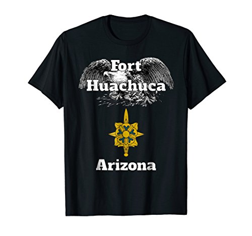 Fort Huachuca Military Intelligence Branch Design T-Shirt
