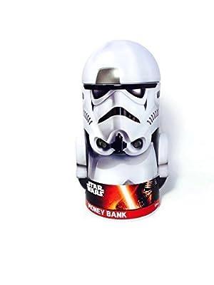 Star Wars Storm Trooper Tin Dome Money Bank