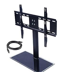 universal tv stand for 22 55 tvs 22 55 tv stand dsk 640 kitchen dining. Black Bedroom Furniture Sets. Home Design Ideas